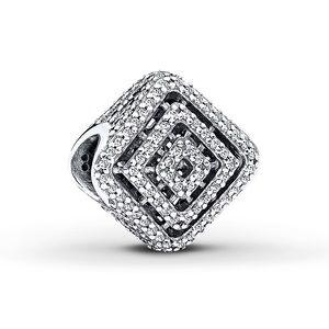 Original Pandora geometric lines charm ✨🧚♀️🦋✨💕